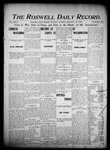 Roswell Daily Record, 02-22-1904 by H. E. M. Bear
