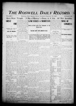 Roswell Daily Record, 02-26-1904 by H. E. M. Bear