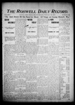 Roswell Daily Record, 02-29-1904 by H. E. M. Bear