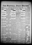 Roswell Daily Record, 03-08-1904 by H. E. M. Bear