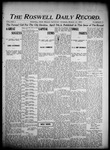 Roswell Daily Record, 03-12-1904 by H. E. M. Bear