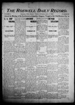 Roswell Daily Record, 04-05-1904 by H. E. M. Bear