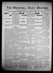 Roswell Daily Record, 04-12-1904 by H. E. M. Bear