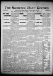 Roswell Daily Record, 04-18-1904 by H. E. M. Bear