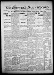 Roswell Daily Record, 04-20-1904 by H. E. M. Bear