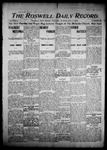 Roswell Daily Record, 05-05-1904 by H. E. M. Bear