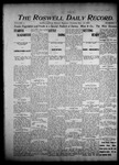 Roswell Daily Record, 05-23-1904 by H. E. M. Bear