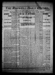 Roswell Daily Record, 05-30-1904 by H. E. M. Bear