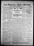 Roswell Daily Record, 06-07-1904 by H. E. M. Bear