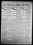 Roswell Daily Record, 06-08-1904 by H. E. M. Bear