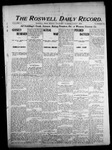 Roswell Daily Record, 06-09-1904 by H. E. M. Bear