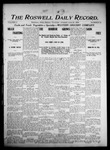 Roswell Daily Record, 06-16-1904 by H. E. M. Bear