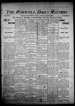 Roswell Daily Record, 06-24-1904 by H. E. M. Bear