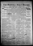 Roswell Daily Record, 06-25-1904 by H. E. M. Bear