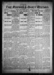 Roswell Daily Record, 07-11-1904 by H. E. M. Bear