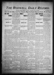Roswell Daily Record, 07-15-1904 by H. E. M. Bear