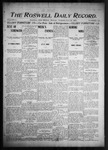 Roswell Daily Record, 07-18-1904 by H. E. M. Bear