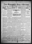 Roswell Daily Record, 07-27-1904 by H. E. M. Bear