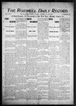 Roswell Daily Record, 07-29-1904 by H. E. M. Bear