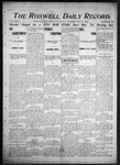 Roswell Daily Record, 07-30-1904 by H. E. M. Bear