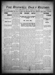 Roswell Daily Record, 08-01-1904 by H. E. M. Bear