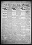 Roswell Daily Record, 08-03-1904 by H. E. M. Bear