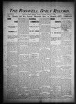 Roswell Daily Record, 08-05-1904 by H. E. M. Bear