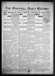 Roswell Daily Record, 08-06-1904 by H. E. M. Bear