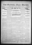Roswell Daily Record, 08-11-1904 by H. E. M. Bear