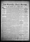 Roswell Daily Record, 08-17-1904 by H. E. M. Bear