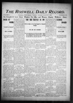 Roswell Daily Record, 08-30-1904 by H. E. M. Bear