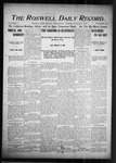 Roswell Daily Record, 08-31-1904 by H. E. M. Bear