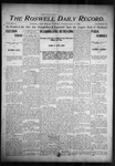 Roswell Daily Record, 09-06-1904 by H. E. M. Bear