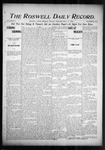 Roswell Daily Record, 09-09-1904 by H. E. M. Bear