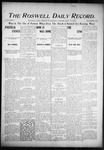 Roswell Daily Record, 09-14-1904 by H. E. M. Bear