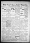 Roswell Daily Record, 09-17-1904 by H. E. M. Bear