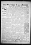 Roswell Daily Record, 09-20-1904 by H. E. M. Bear