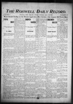 Roswell Daily Record, 09-23-1904 by H. E. M. Bear