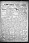 Roswell Daily Record, 09-26-1904 by H. E. M. Bear