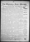 Roswell Daily Record, 09-27-1904 by H. E. M. Bear
