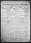 Roswell Daily Record, 09-29-1904 by H. E. M. Bear