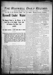 Roswell Daily Record, 10-01-1904 by H. E. M. Bear