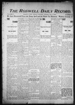 Roswell Daily Record, 10-03-1904 by H. E. M. Bear