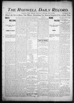 Roswell Daily Record, 10-08-1904 by H. E. M. Bear