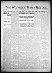 Roswell Daily Record, 10-13-1904 by H. E. M. Bear