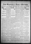 Roswell Daily Record, 10-15-1904 by H. E. M. Bear
