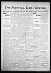 Roswell Daily Record, 10-20-1904 by H. E. M. Bear