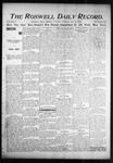 Roswell Daily Record, 10-25-1904 by H. E. M. Bear