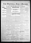 Roswell Daily Record, 10-27-1904 by H. E. M. Bear