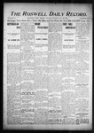 Roswell Daily Record, 10-28-1904 by H. E. M. Bear